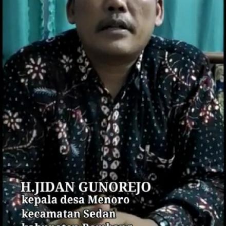 AYO....BASMI VIRUS CORONA DARI DESA UNTUK INDONESIA